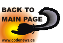Return to Main Page of CodeNews.ca